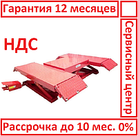 AirKraft PPN-4000K. 4 тонны. Подъемник ножничный, автомобильный, пневматический, в гараж, для авто