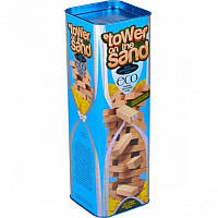 Настольная игра Tower on the sand 54 штуки Dankotoys ST-02 tsi45021, КОД: 314575