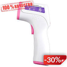Бесконтактный инфракрасный цифровой термометр VONMIE GuoPhone - JLT-C05 Белый (tdx0001077)