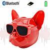 Портативна Колонка S3 Голова собаки - бездротова Bluetooth колонка у вигляді голови собаки, фото 3