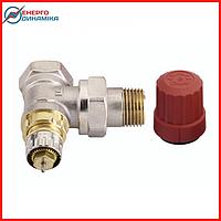 Клапан RA-N 15 для двотрубної системи опалення