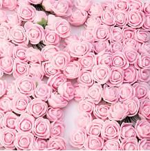 Розы для изготовления сувениров набор 100 шт