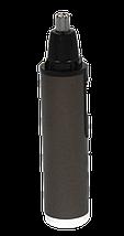 Тример Gemei GM-3112 2 в 1 - універсальна бритва для носа вух скронь і шиї, фото 3