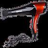 Фен для волосся Gemei GM-1766 2600 Вт Професійний, фото 2