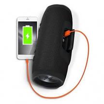 Портативная колонка JBL CHARGE 3+ - беспроводная водонепроницаемая Bluetooth колонка + Power Bank (Реплика), фото 3