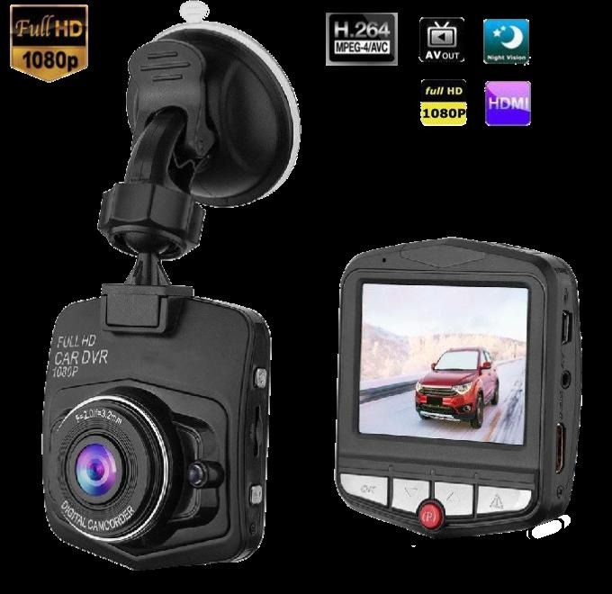 Автомобільний відеореєстратор DVR C900 FullHD 1080P Чорний