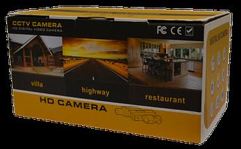 Камера відеоспостереження CAMERA CAD UKC 925 AHD - Аналогова камера відеоспостереження 4mp\3.6 mm, фото 2