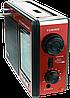 Радиоприемник GOLON RX-006UAR - Большой портативный радиоприёмник - колонка MP3 с USB и аккумулятором Красный, фото 6