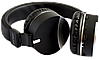 Бездротові навушники Gorsun GS-E86 - Bluetooth стерео навушники з MP3 плеєром і FM радіо (Чорні), фото 3