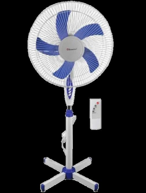 Вентилятор напольный DOMOTEC MS-1621 Remote - электровентилятор бытовой с таймером и пультом