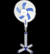 Вентилятор напольный DOMOTEC MS-1621 Remote - электровентилятор бытовой с таймером и пультом, фото 3