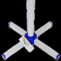 Вентилятор напольный DOMOTEC MS-1621 Remote - электровентилятор бытовой с таймером и пультом, фото 2