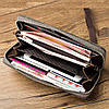 Мужской кошелек клатч портмоне барсетка Baellerry S1514 business, фото 6