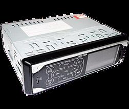 Автомагнитола Pioneer 3884 ISO 1DIN - MP3 Player, FM, USB, SD, AUX сенсорная автомобильная магнитола, фото 3
