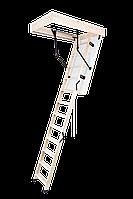 Сходи на горище Oman Termo S (120x60) H280. Чердачная лестница Oman Termo S (120x60) H280.