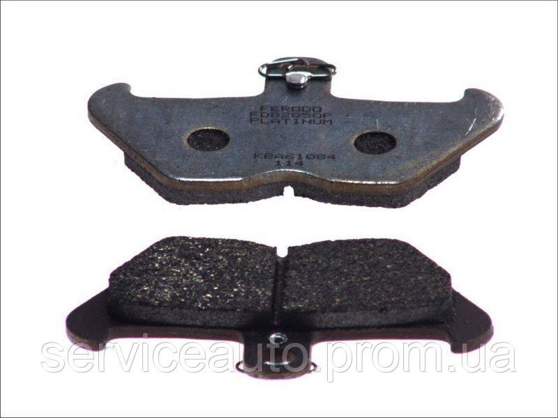 Колодки тормозные дисковые FERODO (FDB2050P)