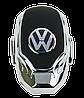 Ароматизатор для автомобиля с логотипом  VOLKSWAGEN (Крепление на решетку, парфюмерная отдушка 5мл, салфетка,, фото 2