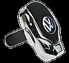 Ароматизатор для автомобиля с логотипом  VOLKSWAGEN (Крепление на решетку, парфюмерная отдушка 5мл, салфетка,, фото 4