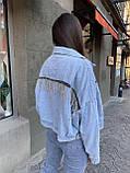 Модная Куртка Женская Джинс, фото 2