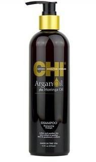 Восстанавливающий шампунь CHI Argan Oil Shampoo 355 мл.