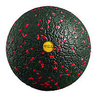 Массажный мяч 4FIZJO EPP Ball 12 4FJ1271 Black/Red