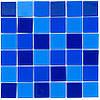 Aquaviva Мозаїка скляна Aquaviva Cristall Dark Blue (48 мм)