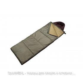 Спальный мешок одеяло Champion Tourist Oliva