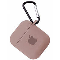 Чехол for AirPods Silicone case Pink sand 2000001088739, КОД: 1915923