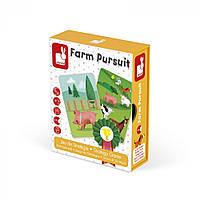 Настольная игра Janod Ферма J02758, КОД: 2438888