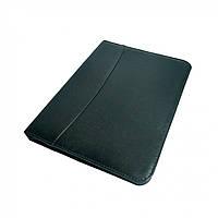 Папка для документов кожаная Дорожка Черная 7106, КОД: 1890025