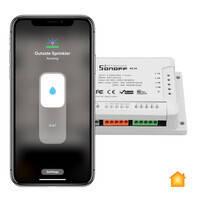 Контроллер для системы автоматического полива на 4 зоны HomeKit Sonoff