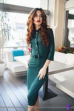 Платье с планкой-обманкой, фото 3