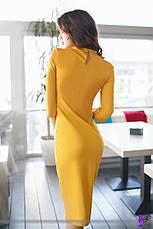 Платье с планкой-обманкой, фото 2
