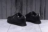 Кроссовки мужские 17792, Reebok Classic, черные, [ 41 42 43 44 45 46 ] р. 41-26,5см., фото 2