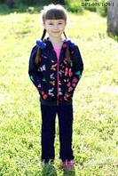 Детский спортивный костюм Zemal DP1-008-1