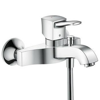 Metropol Classic Смеситель для ванны, однорычажный, с рычаговой рукояткой, ВМ