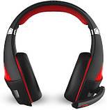 Гарнитура REAL-EL GDX-7600 Black/Red, фото 2