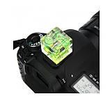 Трехосевой уровень для фотоаппарата AccPro LP-0202, фото 3