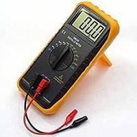 Мультиметр (измеритель ёмкости и индуктивности) DM-6243 цифровой