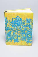 """Ежедневник не датированный А5  """"Кружево"""", 320 страниц, Economix E21787-05"""