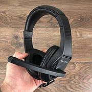 Игровые наушники с микрофоном Ovleng OV-P1 геймерские для компьютера ноутбука пс4 ps4 xbox one 360