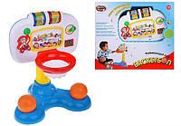 Развивающая игрушка детский Баскетбол напольный