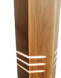 Подвесной светильник MONA E27  на 1-лампу, светлое  дерево, фото 5