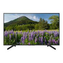 Телевізор Sony KD-55XF7096 (MXR400Гц, UltraHD 4K, Smart, HDR, HLG, 4K X-RealityPRO, Linux, Dolby Digital 20Вт)