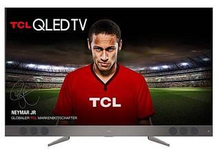 Телевізор TCL U55X9006 (PPI 2200Гц / 4K / Android / Smart TV / QLED / Wi-Fi / DVB-C/T2/S2)