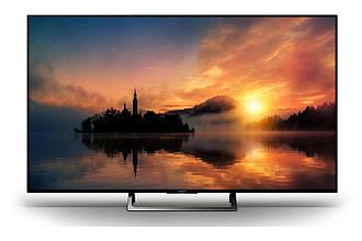 Телевізор Sony KD-55XE7004 (MXR 200Гц, Ultra HD, Smart, HDR, 4K, Live Colour, Dolby Digital 20Вт)
