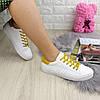 Жіночі кеди Fashion Karol 1223 38 розмір 24,5 см Білий, фото 3