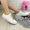 Жіночі кеди Fashion Karol 1223 38 розмір 24,5 см Білий, фото 5