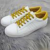 Жіночі кеди Fashion Karol 1223 38 розмір 24,5 см Білий, фото 6