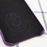 "Кожаный чехол AHIMSA PU Leather Case Logo (A) для Apple iPhone XR (6.1""), фото 4"
